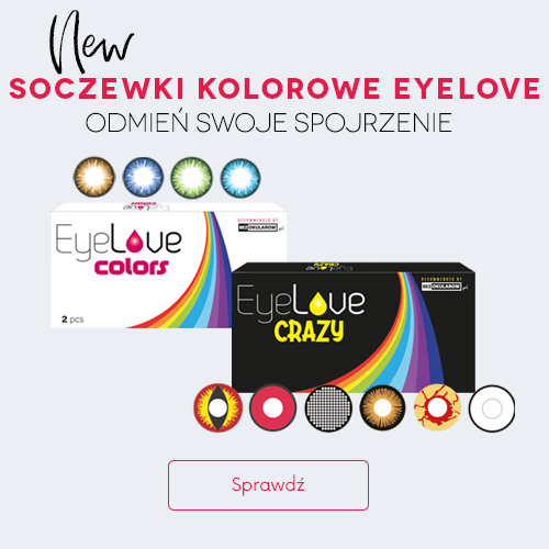 banner kolorowe soczewki EyeLove