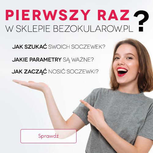 banner pierwszy raz na bezokularow.pl