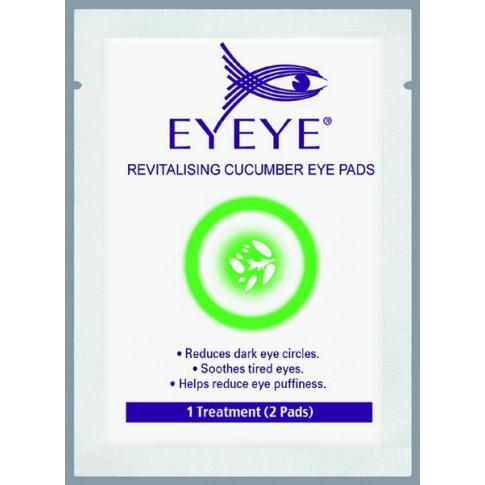 Eyeye płatki ogórkowe na oczy 2 sztuki