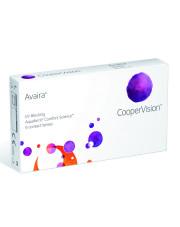 Avaira 3 szt. Cooper Vision - najnowsza generecja soczewek!