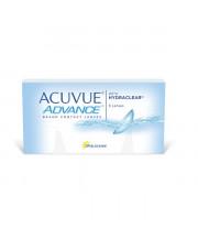 MEGA WYPRZEDAŻ: Acuvue Advance 6 szt.