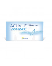 SUPER WYPRZEDAŻ: Acuvue Advance 6 szt.
