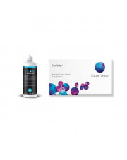 Biofinity 6 szt. + EyeLove Comfort 100 ml