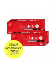 ZESTAW: EyeLove Exclusive 1-DAY 30 szt. + drugie opakowanie 25% taniej!