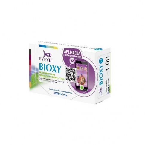 WYPRZEDAŻ: Eyeye Bioxy 12 szt., moc: +5,50