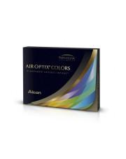 WYPRZEDAŻ: AIR OPTIX®  COLORS 2 szt., moc: -0,25, STERLING GRAY
