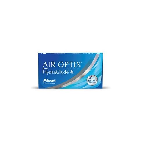 WYPRZEDAŻ: AIR OPTIX® plus HydraGlyde® 6 szt