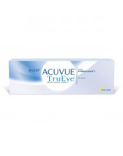 Acuvue 1-Day TruEye 30 szt. + 10 szt. EyeLove Exclusive 1-Day GRATIS!
