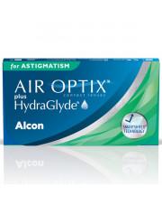 AIR OPTIX® Plus Hydraglyde for ASTIGMATISM 3 szt.