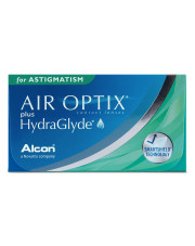 AIR OPTIX® Plus Hydraglyde for ASTIGMATISM 6 szt.