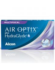 AIR OPTIX® Plus Hydraglyde MULTIFOCAL 3 szt.
