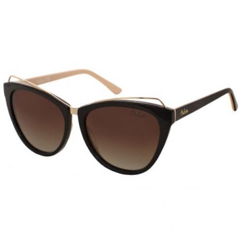 Okulary przeciwsłoneczne Belutti SFJ 015 C004 z polaryzacją