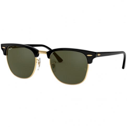 Ray Ban typu Clubmaster okulary przeciwsłoneczne pakiet dla