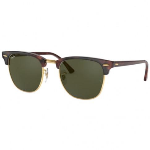 Okulary przeciwsłoneczne Ray-Ban® 3016 W0366 51 CLUBMASTER
