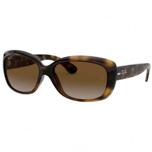 Okulary przeciwsłoneczne Ray-Ban® 4101 710/T5 58  Jackie Ohh z polaryzacją