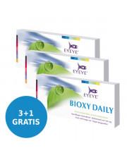 Zestaw: 3x Eyeye Bioxy Daily 30 szt + czwarte opakowanie GRATIS!