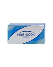 WYPRZEDAŻ: Freshlook Colors 2 szt., moc: -5,25 GREEN