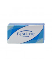 WYPRZEDAŻ: Freshlook Colors 2 szt., moc: -4,25 SAPPHIRE BLUE