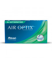 WYPRZEDAŻ: AIR OPTIX®  for  ASTIGMATISM 6 szt: -3,25/ -1,25/ 40