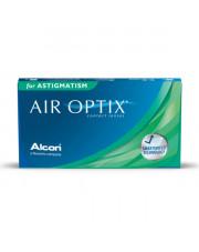 WYPRZEDAŻ: AIR OPTIX®  for  ASTIGMATISM 6 szt: +5,50/ -1,75/ 10
