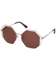 Okulary przeciwsłoneczne Anne Marii 10007 C z polaryzacją