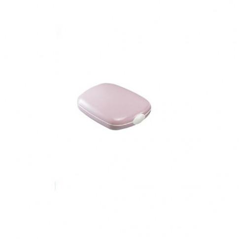 Różowa kosmetyczka - zestaw podróżny