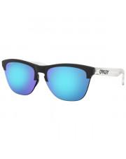 Okulary przeciwsłoneczne Oakley 9374 937402 63 Frogskins Lite
