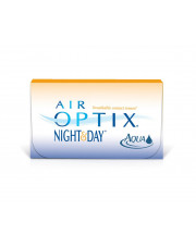 MEGA Wyprzedaż: Air Optix Night&Day 6 szt. BC: 8,40