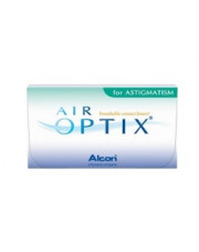WYPRZEDAŻ: AIR OPTIX®  for  ASTIGMATISM 6 szt.