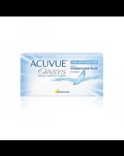 WYPRZEDAŻ: Acuvue Oasys for Astigmatism 6 szt.