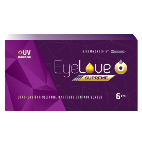 EyeLove Supreme Long-Lasting 6 szt. - nowość