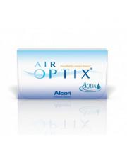 MEGA WYPRZEDAŻ: AIR OPTIX AQUA 6 szt MOC -0,50