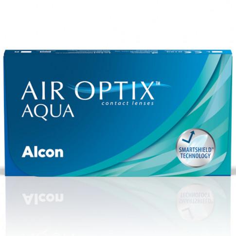 AIR OPTIX®  AQUA 6 szt.