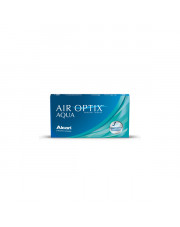 AIR OPTIX®  AQUA 6 szt.