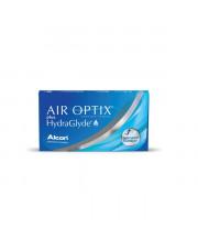 MEGA SALE: AIR OPTIX® plus HydraGlyde® 6 szt. moc: -0,25