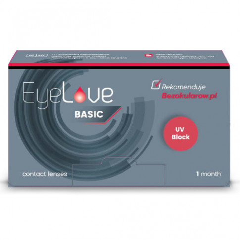 EyeLove Basic 3 sztuk