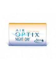 WYPRZEDAŻ AIR OPTIX®  NIGHT&DAY® AQUA 3 szt. bc 8,4