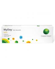 MyDay toric 30 sztuk + bezprzewodowe słuchawki GRATIS (do 2 op.)