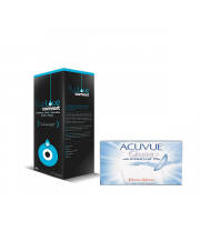 Acuvue Oasys 2-WEEK 6 szt. + EyeLove Comfort 360 ml