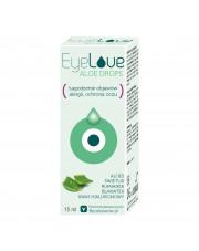 Krople EyeLove Aloe Drops - z aloesem i rumiankiem, dla alergików