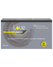 EyeLove Basic bi-weekly 6 sztuk - soczewki dwutygodniowe