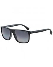 Okulary przeciwsłoneczne Emporio Armani 4033 5229/T3 56 z polaryzacją