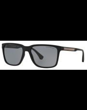 Okulary przeciwsłoneczne Emporio Armani 4047 506381 56 z polaryzacją