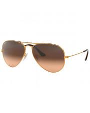 Okulary przeciwsłoneczne Ray-Ban® 3025 9001A5 58 Aviator