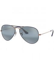 Okulary przeciwsłoneczne Ray-Ban® 3025 9156AJ 58 Aviator