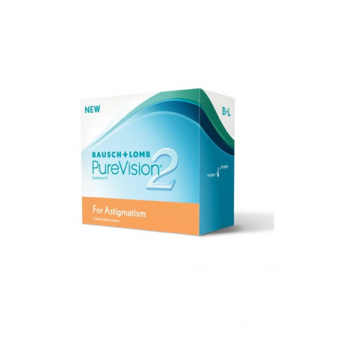 Pure Vision 2HD for Astigmatism 3 szt