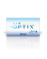 AIR OPTIX®  AQUA  1 sztuka