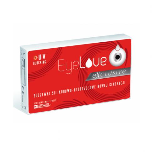 EyeLove Exclusive 6 szt.