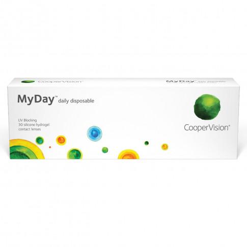 MyDay 30 szt. + bon Decathlon GRATIS (do 3 op.)