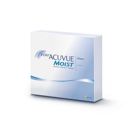 Acuvue 1-Day Moist 90 szt. + CashBack 22,50 PLN